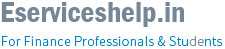 EServicesHelp.in : For Finance Professionals & Students