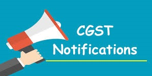 GST notifications