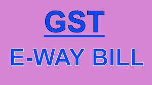 generate new E-way bill online