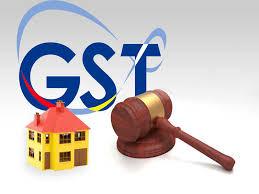 real estate under GST