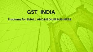GST portal problems