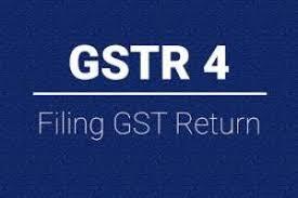 GSTR 4