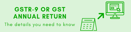 GST Annual Return